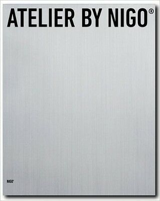 NIGO Photo Book ATELIER A BATHING APE With Tracking Free Shipping NEW