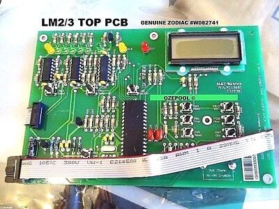 Zodiac, LM2/3 PCB with LM2/3 Top label, W175971 and W082741, Free Post in OZ