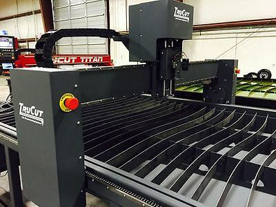 5x10 Cnc Plasma Table Cutting System Sale Including Waterpan