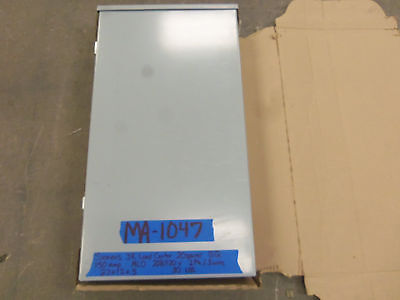new siemens 150 amp panel panelboard load center 3R 240v/120v mlo single phase