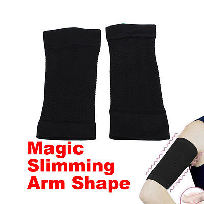 Calories off Arm Slim Shaper Massaging Fat Lose Buster Trimmer Belt for Arms 3#A