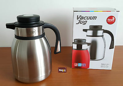 bouteille thermos Isotherme 1,5 L Chaud ou Froid double paroi inox incassable 53