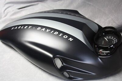 Harley Night Rod -2003 - 2011 Airboxcover GFK