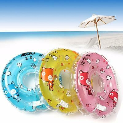 Infant Kids Baby Swimming Ring Child Float Collar Neck Ring Safety