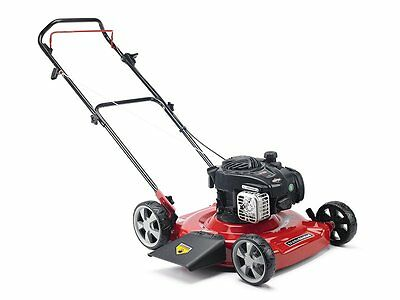 New World Lawnmower 140cc 530mm Briggs & Stratton Side Discharge ships to NZ onl