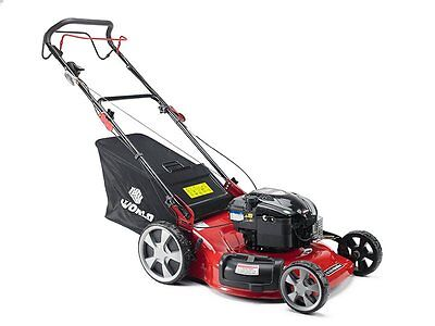 New World Lawnmower 190cc 560mm Briggs & Stratton Self Propelled 4in1 ships to N