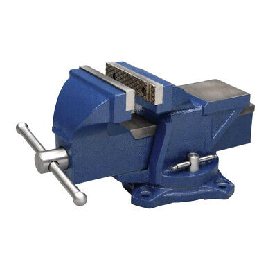 Wilton Bench Vise, 4 in. Jaw Width w/ 4 in. Jaw Opening WMH11104 New