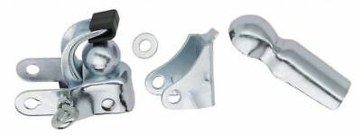 Bicycle Trailer Hitch Silver