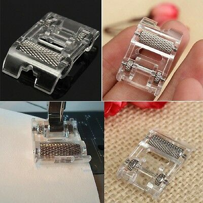 Mini Low Shank Roller Sewing Machine Presser Foot Leather Shank Roller