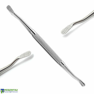 Bone File Double End Surgical Orthopedic Dental Implant Cross-Cut Bone Surgery