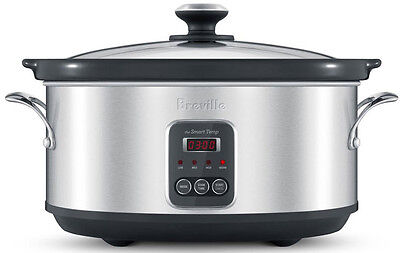 Brand New BSC420 Breville - The Smart Temp Slow Cooker