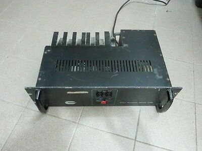 Amplificatore Finale Stereo 200 + 200 RMS