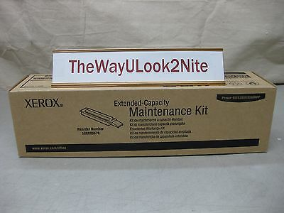 Xerox Extended 8550 8560 MFP Maintenance Kit 108R00676 New Genuine Factory Seal