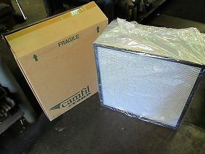 Camfil Farr High Capacity Hepa Filter P/N 855210716 XH Absolute (NIB)