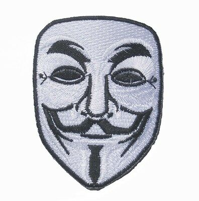 V For Vendetta Mask Anonymous Guy Fawkes Halloween Movie