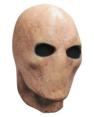 Slenderman Overhead Latex Mask Halloween Party Costume Scary Horror