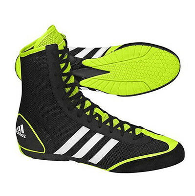 Adidas Box Rival II Boxschuhe Boxstiefel Boxen Training Sparring Wettkampf