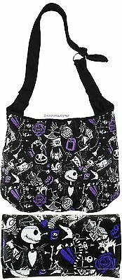Sketch Icons Hobo Bag And Wallet ~Disney~ The Nightmare Before Christmas