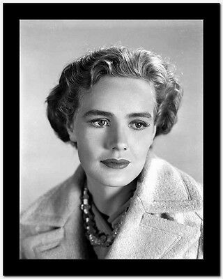 Frances Farmer with a Straight Face in Coat High Quality Photo