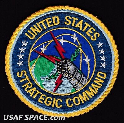 AIR COMBAT COMMAND USAF PATCH on Hook /& Loop MINT AUTHENTIC AIR FORCE