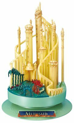 Bandai Castle Craft Collection The LITTLE MERMAID Plastic Model Kit