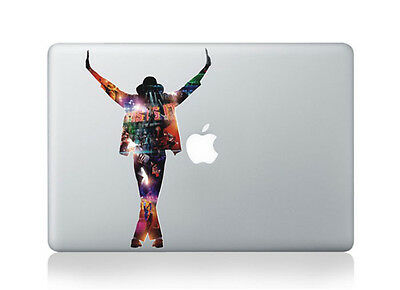 "Michael Jackson Apple Macbook Air/Pro/Retina 13""/15"" Laptop Sticker"