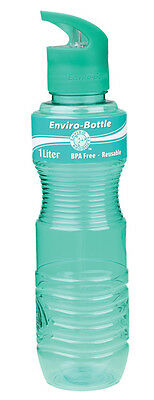 Eastar BPA Free Drink Bottle - Flip 'n' Sip Cap 1L - Enviro Products