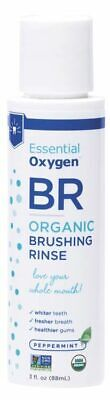 Organic Brushing Rinse 118ml - Essential Oxygen