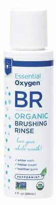Organic Brushing Rinse 88ml - Essential Oxygen
