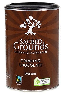 Drinking Chocolate  200g - Sacred Grounds