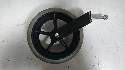 Used Invacare Mistral 3 Chairwheel Front Wheel Caster And Fork