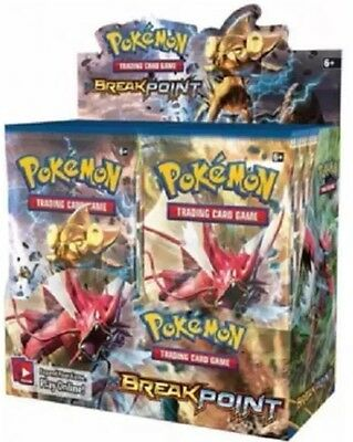 Pokemon TCG: Breakpoint Booster Pack Factory Sealed