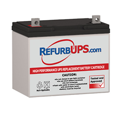Brand New 12V75A Replacement Battery