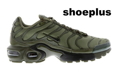 "Nike Air Max Plus Tuned 1 Tn ""Olive Green"" Unisex Trainer Limited Edition"