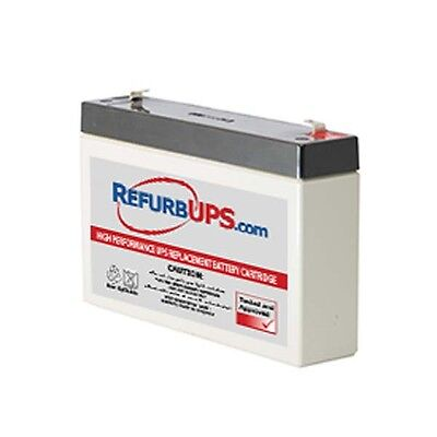 Emergi-Lite ME4VEF18VA Compatible Replacement Battery