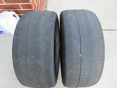 2 Tires - Toyo Proxes RR Road Race Tires 205 50 15 Rcompound Used Autocross