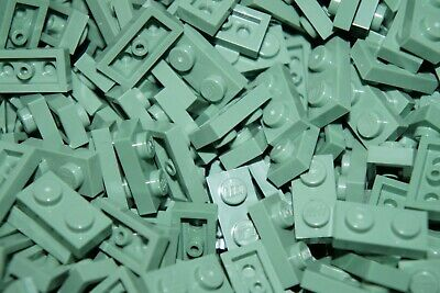 Lego50x Lime Green 1x2 Plate City Friends Star Wars Brick Piece Pack 3023