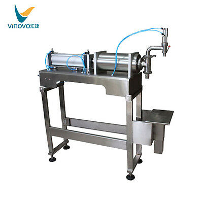 F3-5000 Semi Automatic Factory Small Water Bottle Scale Juice Filling Machine