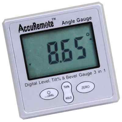 Portable Digital Electronic Magnetic Angle Gage Level Protractor Bevel Gauge New