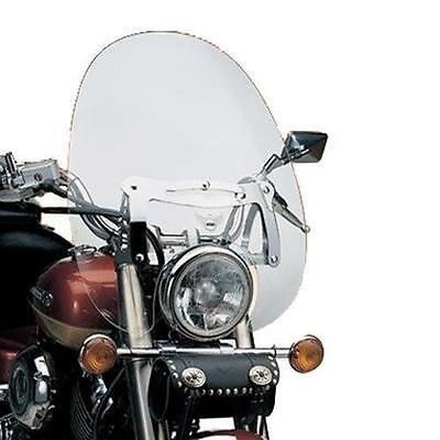 GIVI Windshield transparent for Yamaha XVS 650A Drag Star Classic 98/07