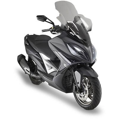 GIVI Windshield transparent for Kymco XCiting 400i 13/15