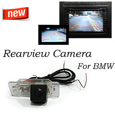 CCD Chip NTSC Car HD Reversing IP68 Waterproof Camera for BMW Kit Night Vision