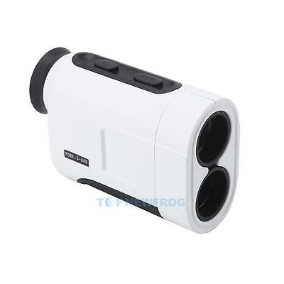 600m 6X High Accuracy Golf/Hunting Laser Range Finder Telescope Distance Meter