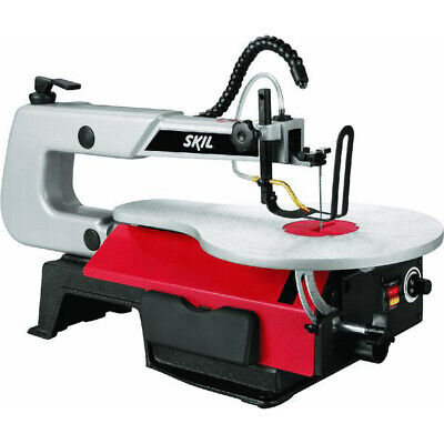 Skil 3335-07 1.2 Amp 16 in. Benchtop Scroll Saw with LED worklight New