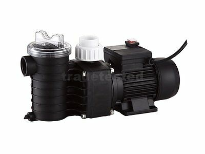 New Swimming Pool Pump 550W ships to NZ only