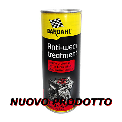 Additivo olio Bardahl Long Life Treatment / Trattamento Lunga Durata - 400 mL