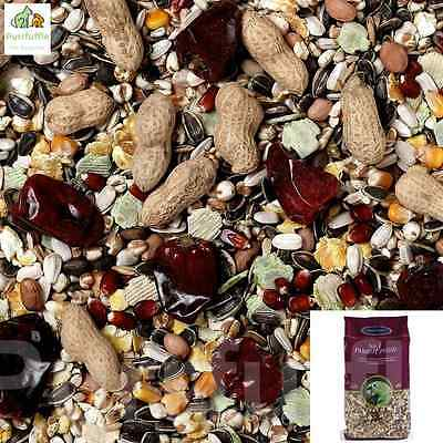 12.75Kg Bag Johnston & Jeff No1 Parrot Food Mix With Nuts Chilli Sunflower Seed
