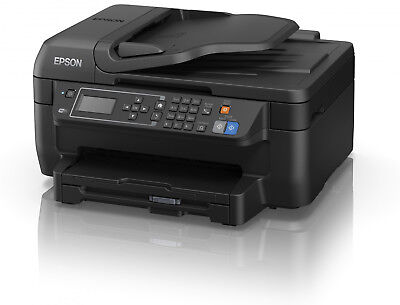 Epson Stampante Workforce C11Cf76402 Inkjet Wi-Fi Fax