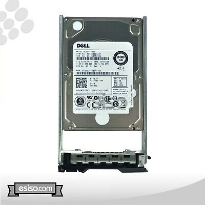PGHJG ST300MM0006 DELL 300GB 10K 6G SFF 2.5/'/' SAS HDD FOR R610 R710 R720 R810