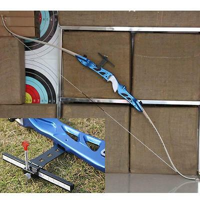 "40lbs Archery Takedown Recurve Bow 70"" Longbow Hunting Shooting Target Practice"